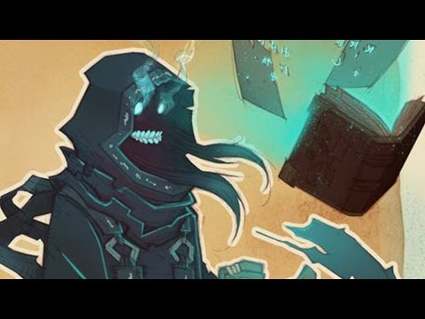 What is a Lich? - Bestiary #5