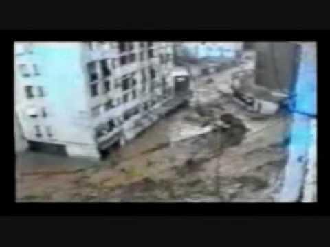 Les inondations de BabElOued Alger en 2001  3ème partie