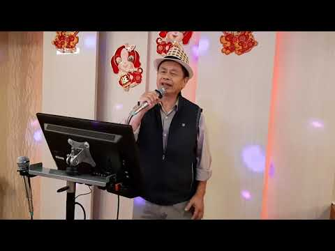 李先生翻唱   君こそおが命   森進一  志明一族 演歌秀