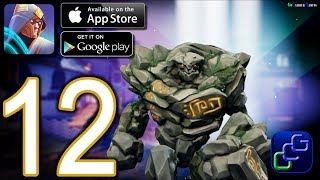 Forged Fantasy Android iOS Walkthrough - Part 12 - Co-op Mode, Realm 7 Hard