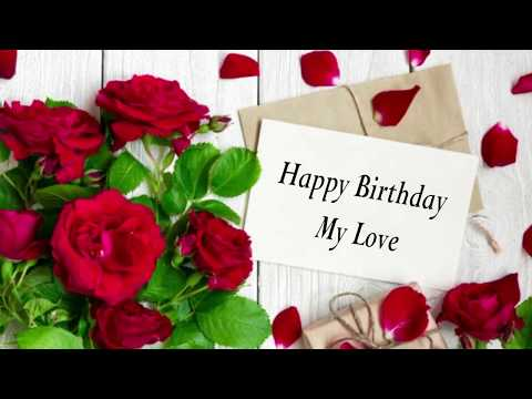 Birthday Wishes To Husband - Very Romantic - For My Ever Loving And Caring Hubby