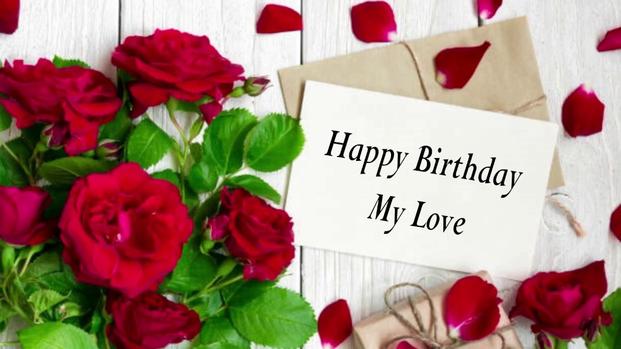 Birthday Wishes To Husband Very Romantic For My Ever Loving And