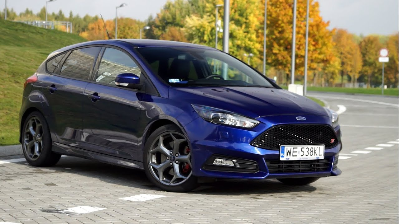 pleng sub ford focus st 20 ecoboost 250 km rwdpbpl review youtube - Ford Focus St 2015 Blue