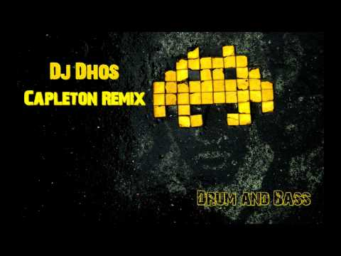 DJ Dhos - Capleton Remix Drum and Bass Song 2011 No.2 full HD
