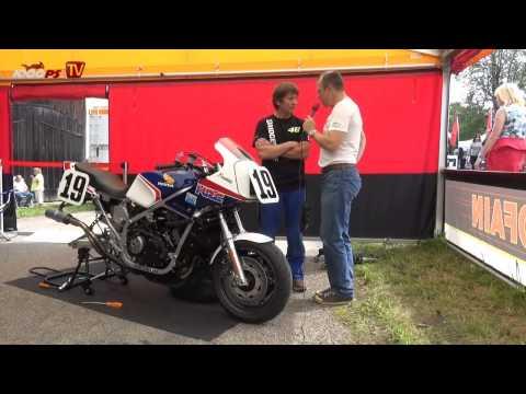 Honda RC15 von Freddie Spencer