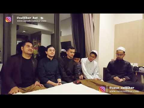 Qomarun | Mostafa Atef Feat Ustadz Zulfikar Qori' & Veve Zulfikar [FULL]