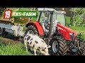 ls19 xxs farm 6 die schweine sind da farming simulator 19