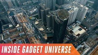 Inside the world's craziest gadget market