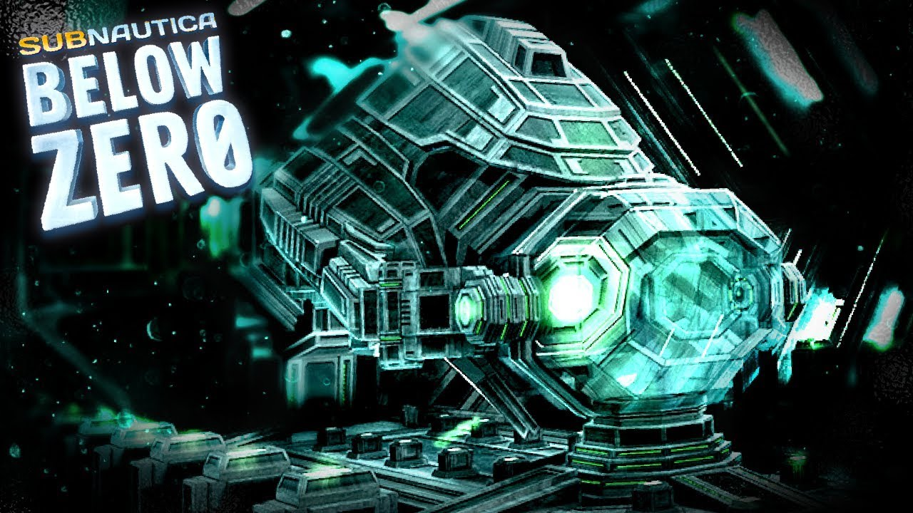 Subnautica: Below Zero - ENDGAME LOCATION REVEALED! New Game Footage -  Subnautica Below Zero Updates