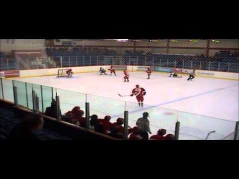 Hamilton Red Wings vs Toronto Lakeshore Patriots Nov 18 6 2 L