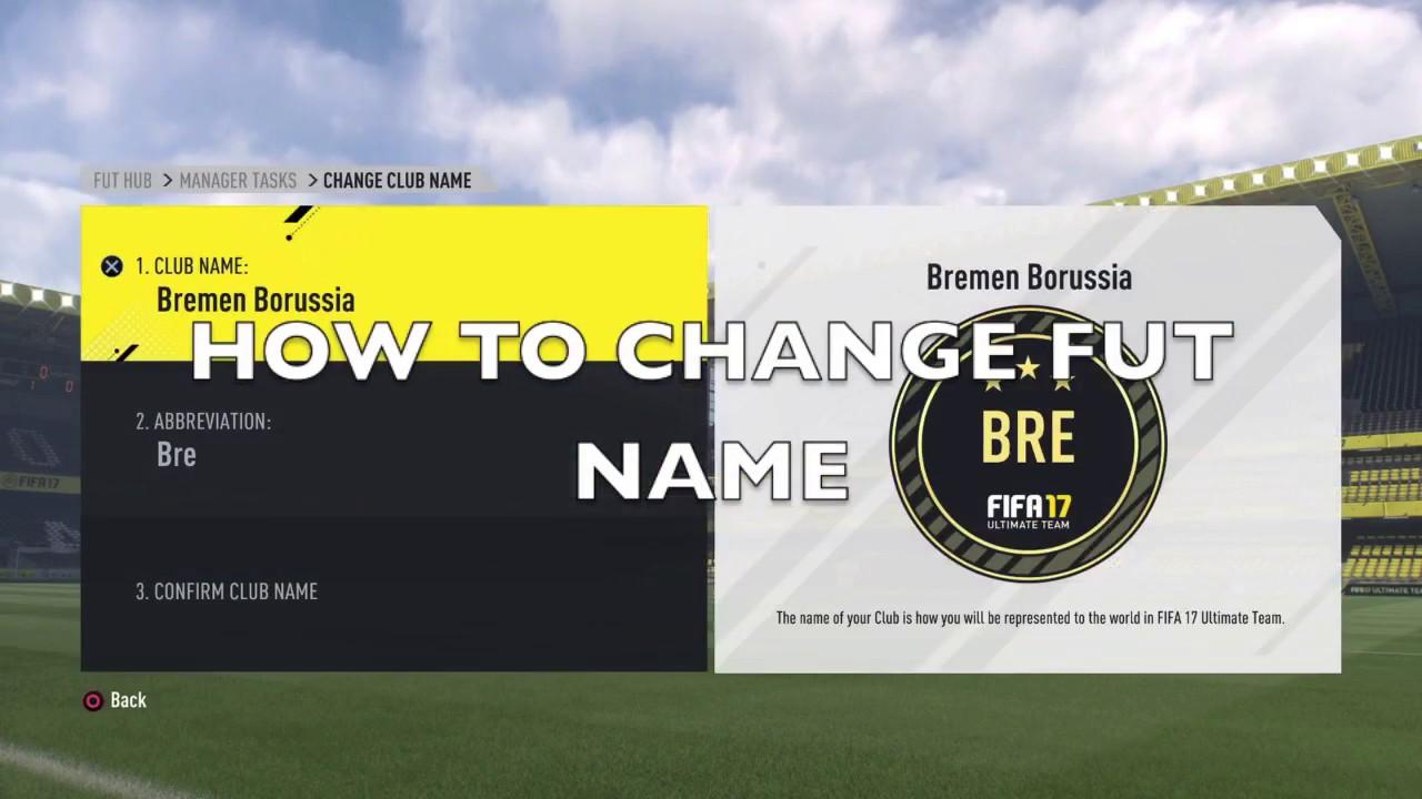 Good FIFA Ultimate Team - TEAM NAMES? | Yahoo Answers