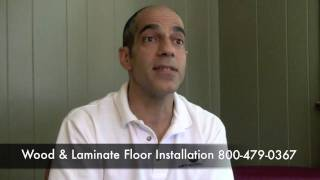 Hardwood Floor Installation in Lexington, MA & Boston Areas since 1981
