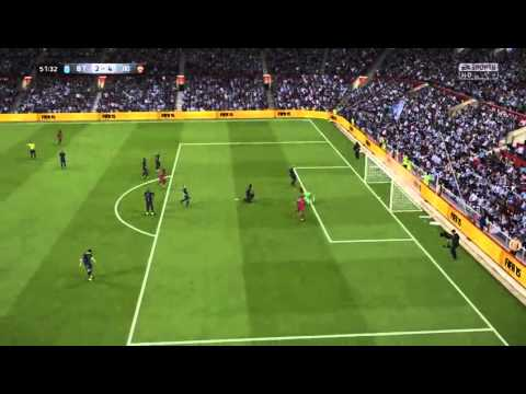 fifa 15 ps4 gameplay 1080p monitor