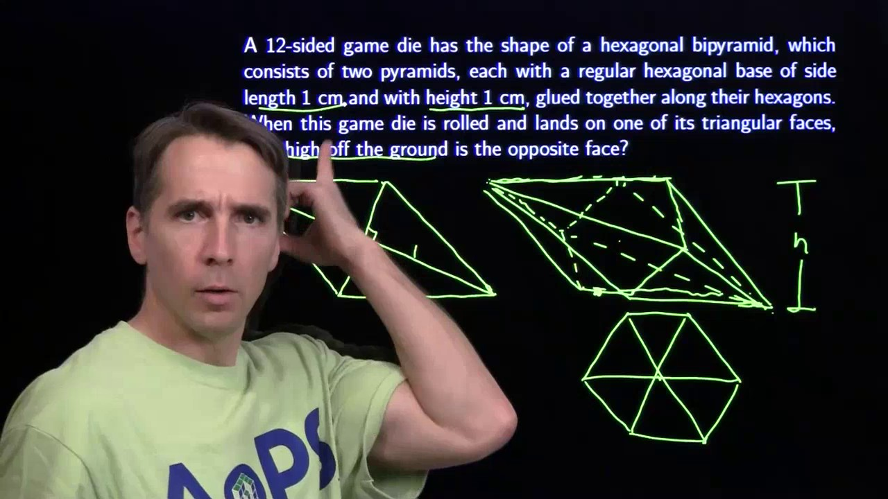 Mini #72 - 3-D Geometry | MATHCOUNTS