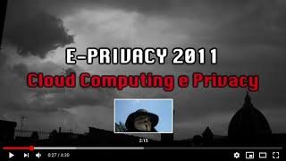 e-privacy 2011 prima parte: Big Brother Award Italia