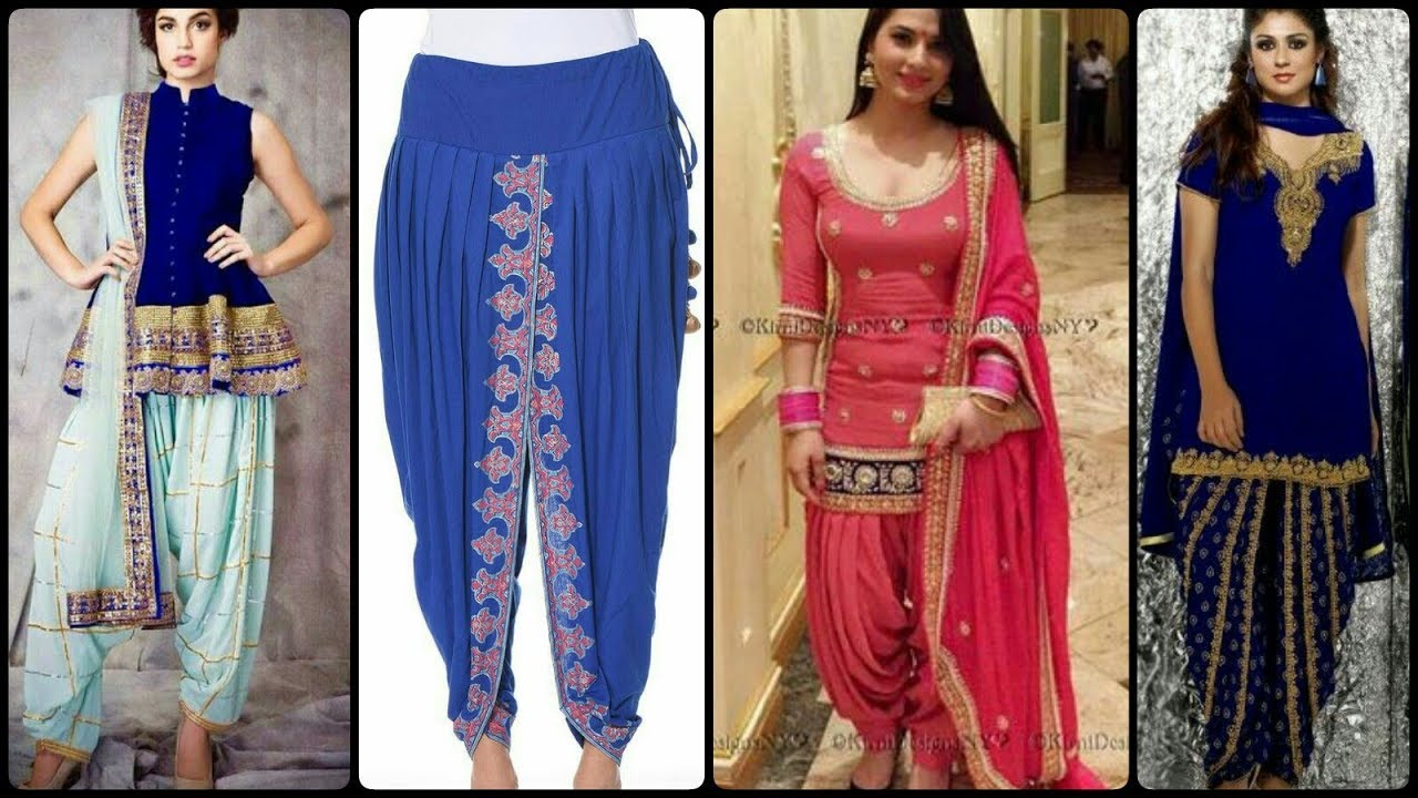 Top Classic Gourgious Indian Pakistani Punjabi Patiala Salwar