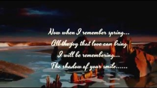 VIC DAMONE - THE SHADOW OF YOUR SMILE