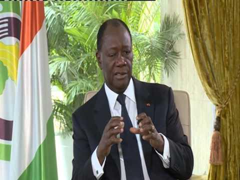 Interview exclusive du Président Alassane Ouattara du 25 juin 2015 - Partie 1