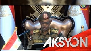 Ousted Sudan President