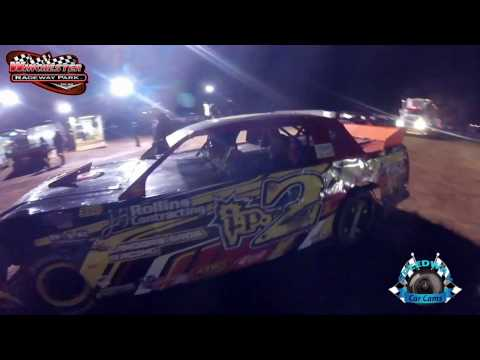 #2 Joel Landers - NeSmith Street Stock - 2-18-17 Winchester Speedway - Winner - In-Car Camera