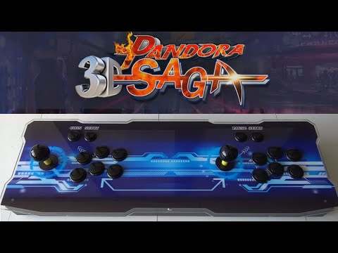 Pandora's Saga 3D .. The Ultimate Arcade Experience ? from YouTube · Duration:  11 minutes 42 seconds