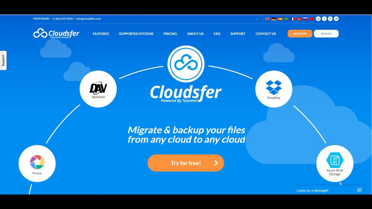 Cloudsfer Reviews and Pricing 2019