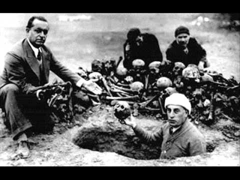 Armenian Genocide in Ottoman Turkey 1915-1924 - YouTube