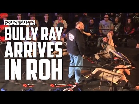 Bully Ray Debuts In ROH Sending Message To The Champion