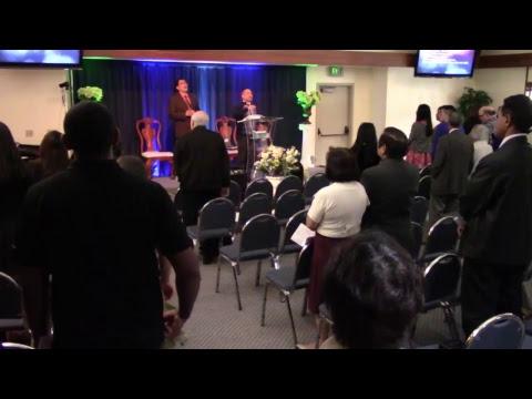 April 29, 2017 Seattle FilAm SDA Church Sabbath Service