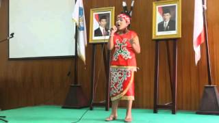HAMBA MENYANYI FLSN 2015