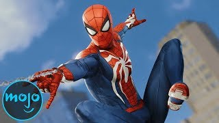 Top 10 Best Video Games of 2018
