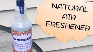 All-Natural Air Freshener {3 INGREDIENT DIY!)