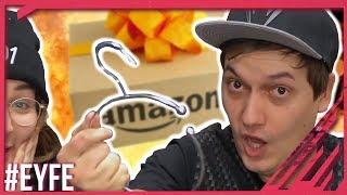 Unboxing - XL-Überraschungs-Box von Amazon 🤦🏻♂️😠