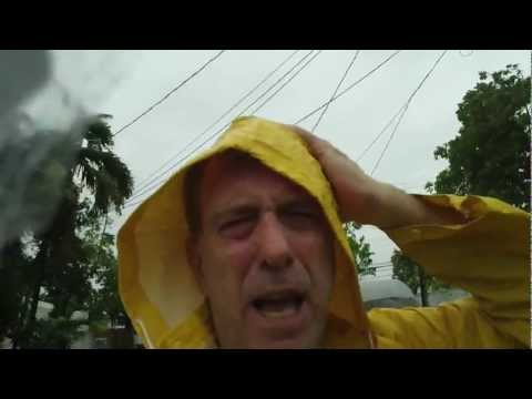 Hurricane Issac 2nd Report from Key West
