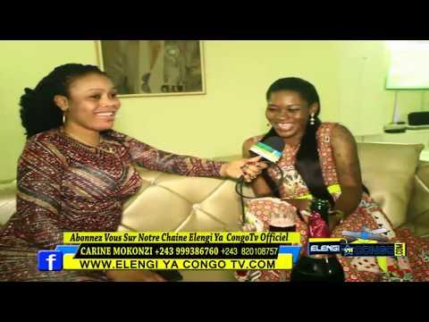 Carine Mokonzi Reçoit GAGA La Femme De TRESOR Mputu A Expliqué Ba Tatouages Ya Love A beta Pona Mput