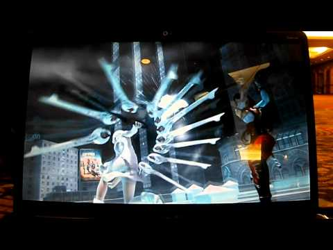 NEW! Dead Fantasy 8 sceneHD from Monty Oum