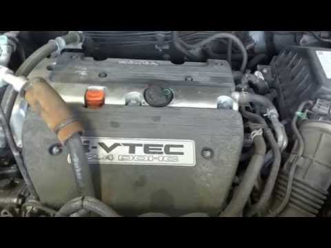 For sale, used 2008 Honda CRV 2.4L engine with 80,630 miles