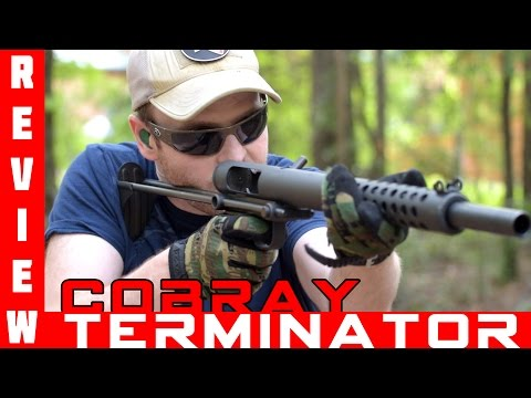 Cobray Terminator Review - The World