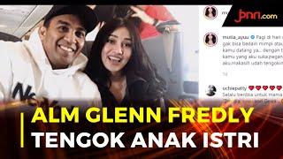 Mutia Ayu Ditengok Alm Glenn Fredly - JPNN.com