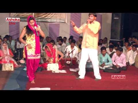 Haryanvi Ragni Kissa Raja Mordhwaj II साथ लागके पड़े काटणा II Ramphal & Rashmi Yadav
