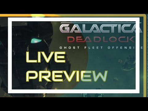 Ghost fleet Offensive | Battlestar Galactica Deadlock