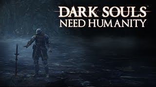 Need Humanity: Dark Souls Ep 2 -- Suicide Runs, Fire Keeper Soul, & Undead Burg