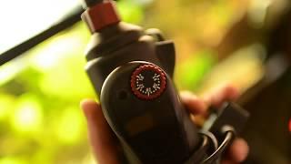 Самый дешевый Проточный нагреватель Sunsun EH-300 точность и нюансы регулировки температуры.