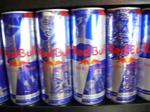 red bull energy drink collection mvh red bull energy. Black Bedroom Furniture Sets. Home Design Ideas