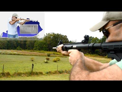Glock CCU close and long range