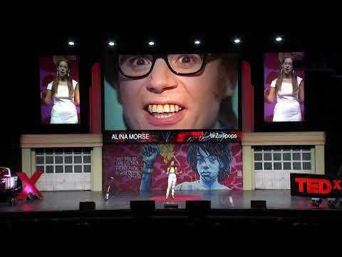 Zollipops : Why I Eat Candy?   Alina Morse   TEDxDetroit