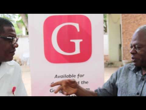 Edward Mahama speaks to Daily Graphic