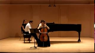 Beethoven Cello Sontata op.102, No.1