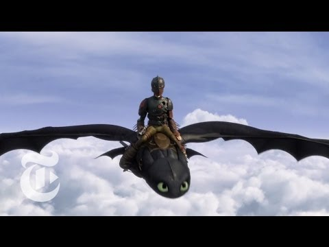 'How to Train Your Dragon 2' | Anatomy of a Scene w/ Director Dean DeBlois | The New York Times