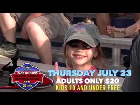 Rolling Wheels July 23rd TV :30